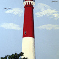 Barnegat Lighthouse by Frederic Kohli
