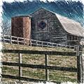 Barnscape by John Prickett