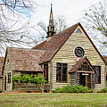 Barnwell Chapel by Tina Cannon