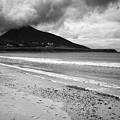 Barnynagappul Strand On The Wild Atlantic Way Coastal Route Doogort Achill Island County Mayo Irelan by Joe Fox