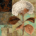 Baroque Hydrangea Patchwork by Mindy Sommers
