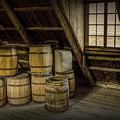 Barrel Casks by Randall Nyhof