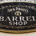 Barrel Shop by Stephen Stookey