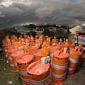 Barrels O'dab by Steven Hlavac