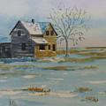 Barren Prairie by Ally Benbrook