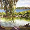 Barrie Waterfront by Liz Lasky