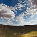 Barringer Meteor Crater #4 by Robert J Caputo