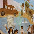 Barrio Art 3717 by Teresa Wilson