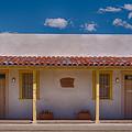 Barrio Viejo Symmetry by Priscilla Burgers