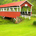 Barron's Covered Bridge by Adam Jewell