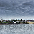 Barry Island Panorama by Steve Purnell