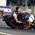 Barry Sheene. 1978 Nations Motorcycle Grand Prix by Oleg Konin