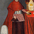 Bartholomew Fabro Y Palacios - Bishop Of Huamanga  by Mountain Dreams