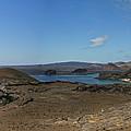 Bartolome Island Panorama by John Haldane
