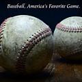 Baseball Americas Favorite Game by Paul Ward