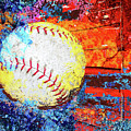 Baseball Art Version 6 by Takumi Park