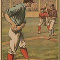 Baseball Biddefords Vs Portlands May 22 1885 by Movie Poster Prints