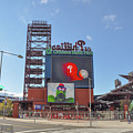 Baseball In Philadelphia - Citizens Bank Park by Bill Cannon