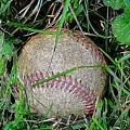Baseball by Modern Art