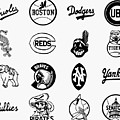 Baseball Logos by Granger