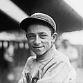 Baseball Mascot Eddie Bennett by Underwood Archives