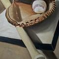 Baseball by Mikayla Ziegler
