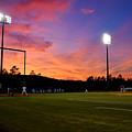 Baseball Sunset by Joseph Johns
