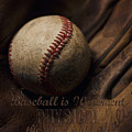 Baseball Yogi Berra Quote by Heather Applegate