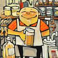Basement Brewer by Tim Nyberg