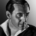 Basil Rathbone by Jason Fella
