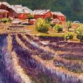 Lavender Smell by Elena Sokolova