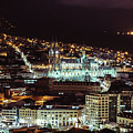 Basilica Del Voto Nacional, Quito, Ecuador by Alexandre Rotenberg