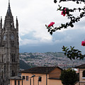 Basilica Del Voto Nacional by Ralf Broskvar
