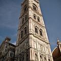 Basilica Di Santa Maria Del Fiore Tower  by Carl Jackson