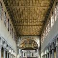 Basilica Of Saint Sabina by John Greim