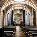 Basilica Of San Isidoro De Leon - Interior by RicardMN Photography