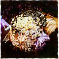 Basket Bouquet by Mykel Davis