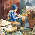 Basket Maker by Sharon Freeman