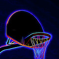 Basketball 121617-1 by Ray Shrewsberry