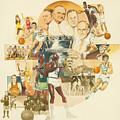 Basketball by Don  Langeneckert