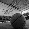Basketball by Mike Dunn