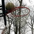 Basketball Practice by Eva Sisler