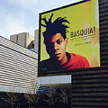 Basquiat At The Cma by The Art of Alice Terrill
