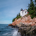 Bass Harbor Head Lighthouse by DiFigiano Photography