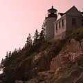 Bass Harbor Light by Brian M Lumley