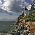 Bass Harbor Lighthouse by Andreas Freund