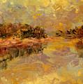 Bass River by Olga Gernovski