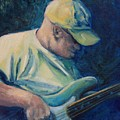 Bassman Blues by Linda Vespasian