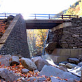 Bastion Falls Bridge 5 by Jeelan Clark