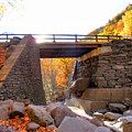 Bastion Falls Bridge 6 by Jeelan Clark